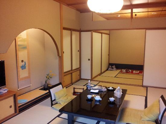 Fukiya : お部屋は畳のいい香り