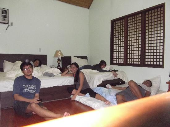 Pagsanjan, Filippinerna: bamboo suite accomodation
