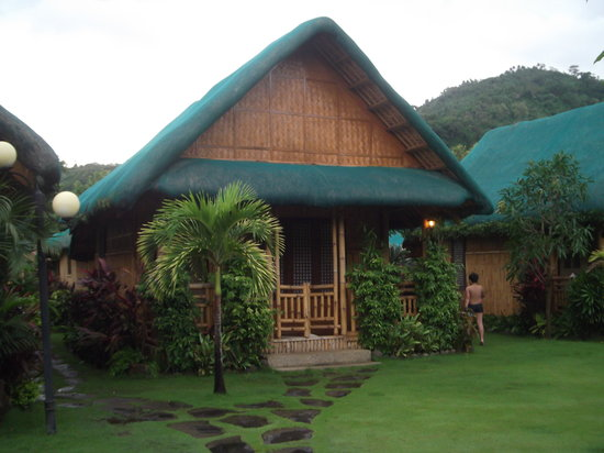 Pagsanjan, Filippinerna: lovely bamboo suite