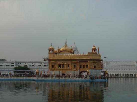 Tempio d'Oro - Hari Mandir: Golden Temple