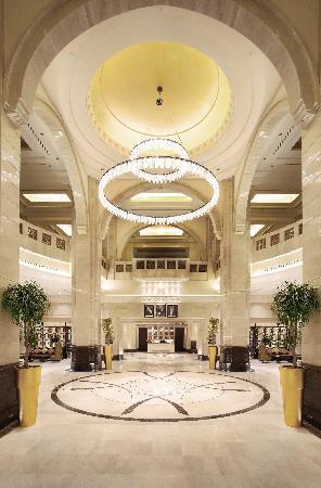 فندق برج ساعة مكة الملكي فيرمونت: Hotel Lobby