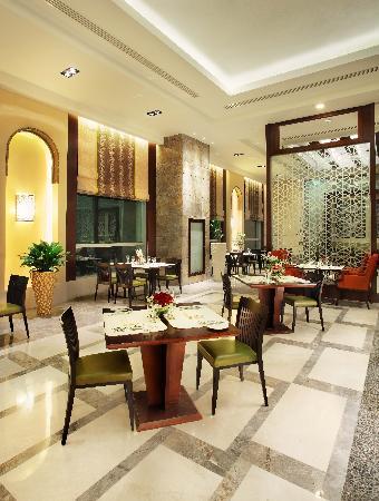 فندق برج ساعة مكة الملكي فيرمونت: Restaurant