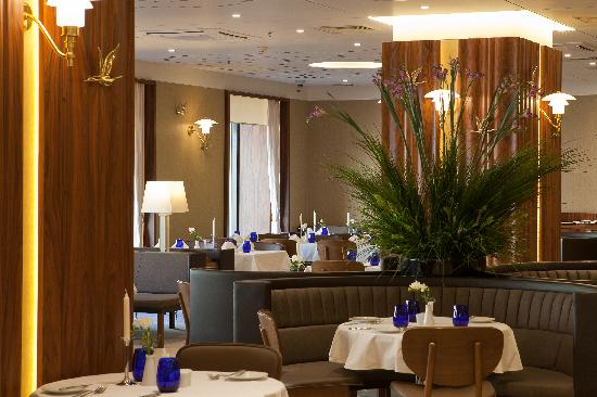 Crowne Plaza St. Petersburg - Ligovsky: Olivetto restaurant