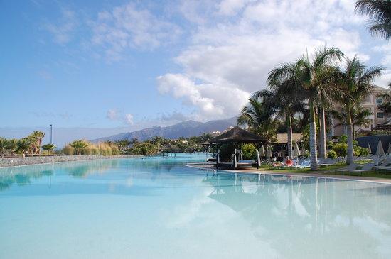 Gran Melia Palacio de Isora Resort & Spa : Main Pool