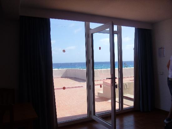 Hotel Apartamentos Portu Saler: foto da dentro camera