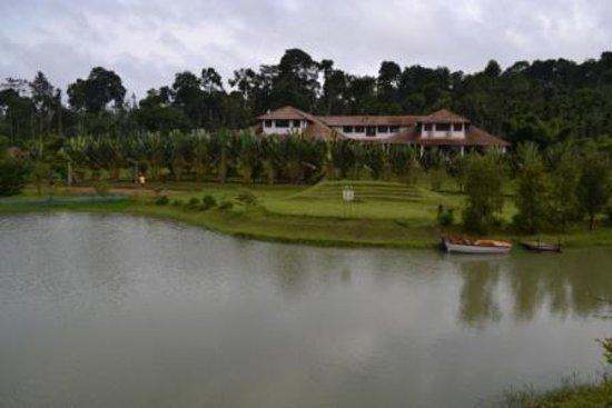 Kadkani River Resort: CLUB HOUSE