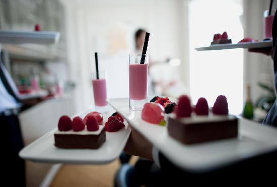 Speisemeisterei: Die süße Verführung
