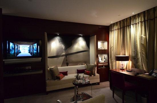 Mandarin Oriental, Paris : Mandarin Room
