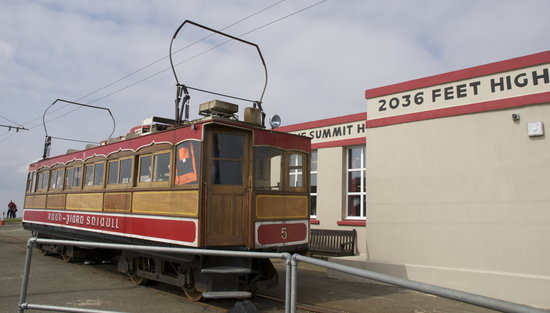 ‪Manx Electric Railway‬