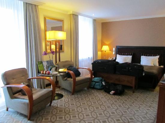 Kempinski Grand Hotel des Bains St. Moritz: Deluxe room