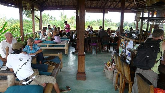 Photo of Asian Restaurant Sari Organik at Jl. Raya Tjampuhan, Ubud, Indonesia