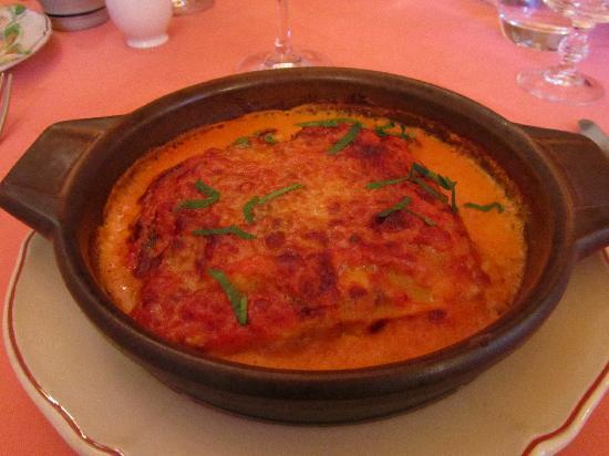 Veltlinerkeller : awesome lasagna!!