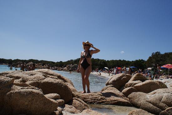 Resort Cala di Falco: mare turchese