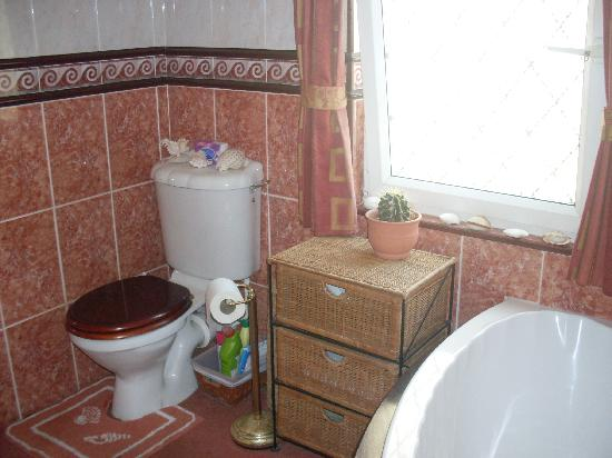Sandown Guest House: Bathroom