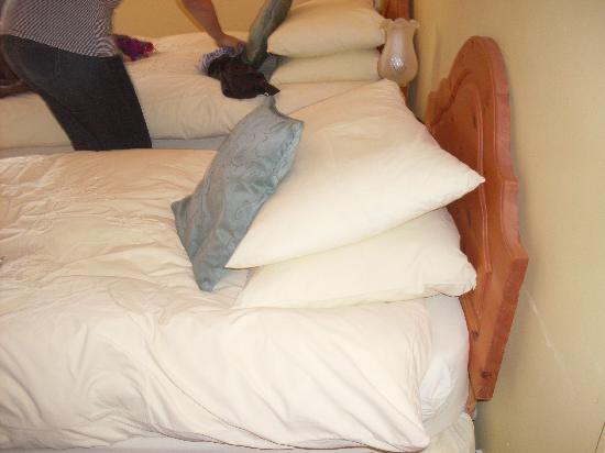Sandown Guest House: Bed