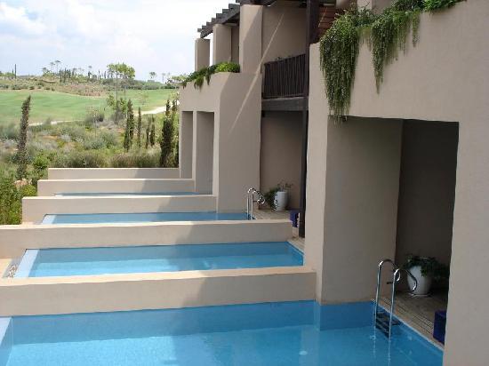 Messenia Region, Yunani: swimming pool