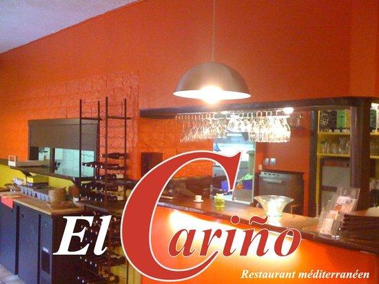 El Cariño : le bar du restaurant