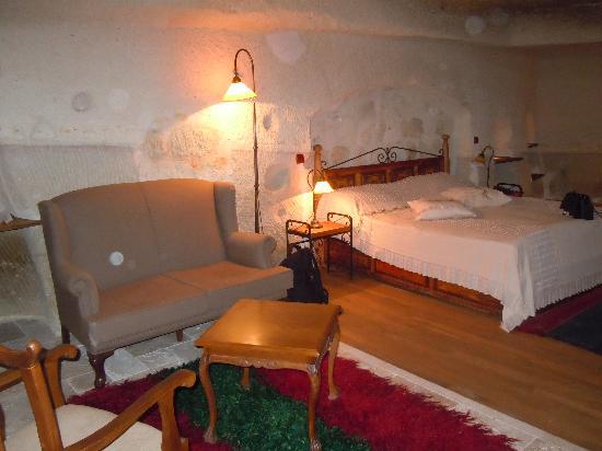 Sultan Cave Suites: Our cave suite 1