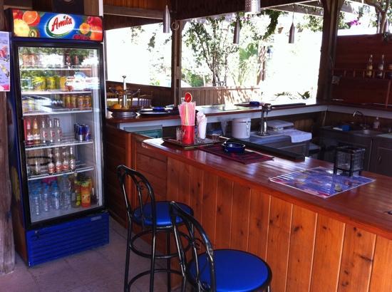 Mon Repos Villa - Hotel: Main Bar