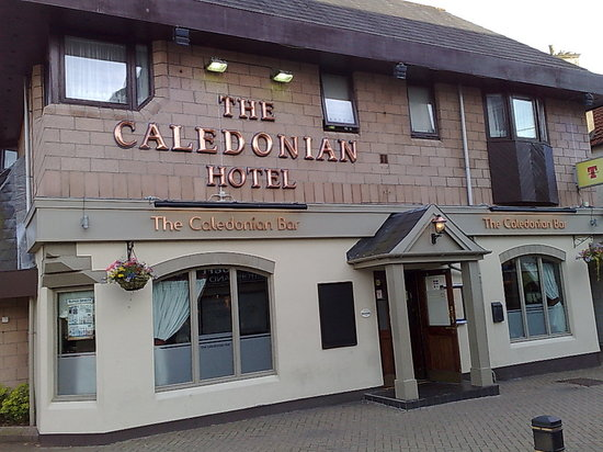 The Caledonian Hotel, Leven, Fife