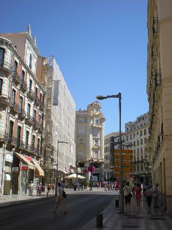 هوتل بريسيدينتي: calle Recogidas