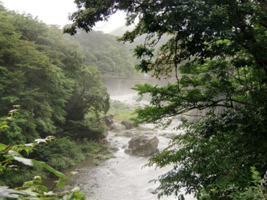 Nasushiobara, Japão: 箒川