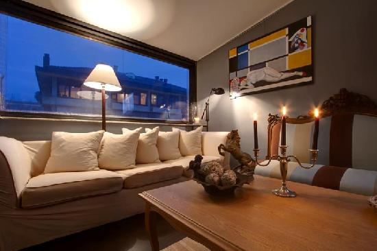 Hotel Beldes: Lounge