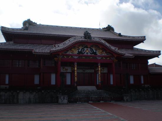 Shurijo Castle: 本殿