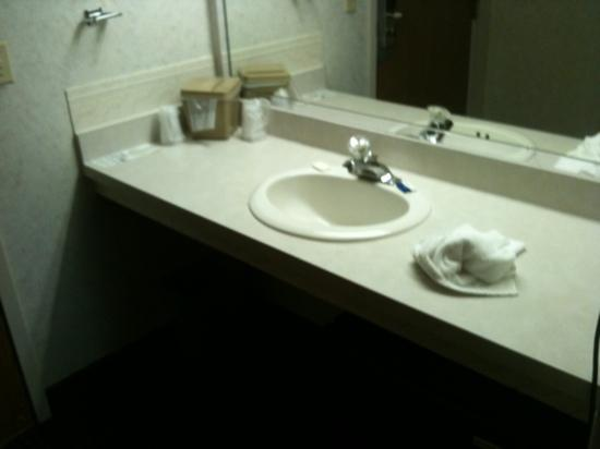 Mariner Motor Lodge: bathroom