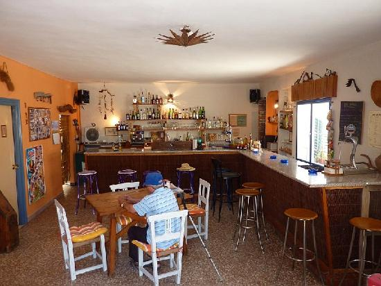 El Paniajo: In the bar