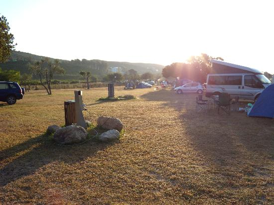 Camping La Pietra : l'interno del camping