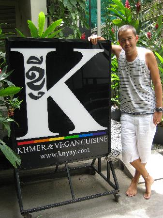 K'NYAY: comida tanto camboyana como vegana