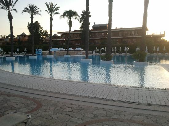 Il Valentino Grand Village: La piscina principale