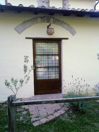 Monticello di Sant'Alpestro: ingresso bilocale