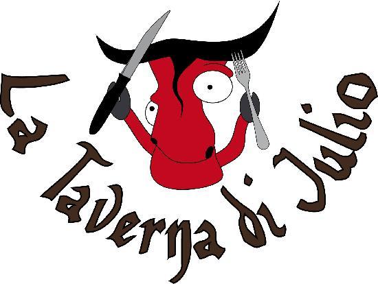 La Taverna di Julio: Logo