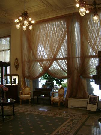 Hotel du Palais: Lobby
