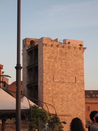 Cagliari, إيطاليا: Cagliari-Torre dell'Elefante-