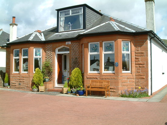 Largs, UK: Tigh-na-Ligh Guesthouse