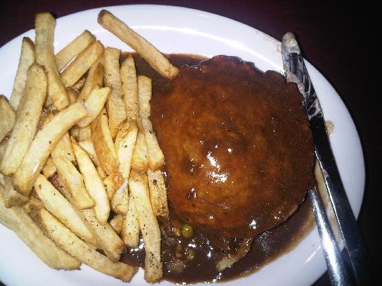 Old English Pub : Buffalo pie