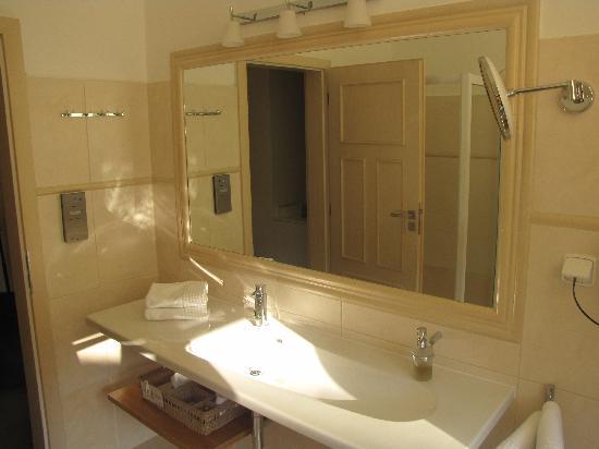 Unitas Hotel: La salle de bain