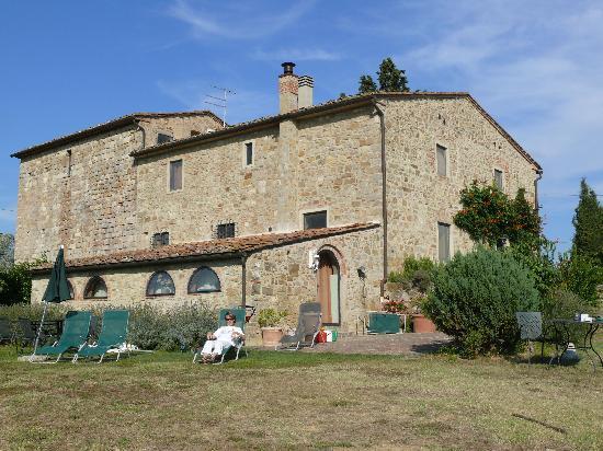 Torre di Ponzano - Chianti area - Tuscany -: LA TORRE DI PONZANO
