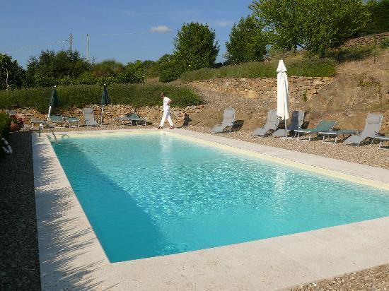 Torre di Ponzano - Chianti area - Tuscany -: La piscine