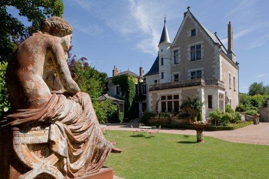 Le Manoir Saint Thomas: Le Parc
