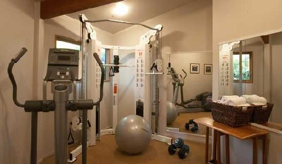 River Birches Lodge: The Fitness Room
