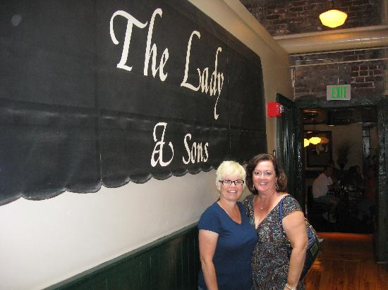 Lady & Sons: Great Food!