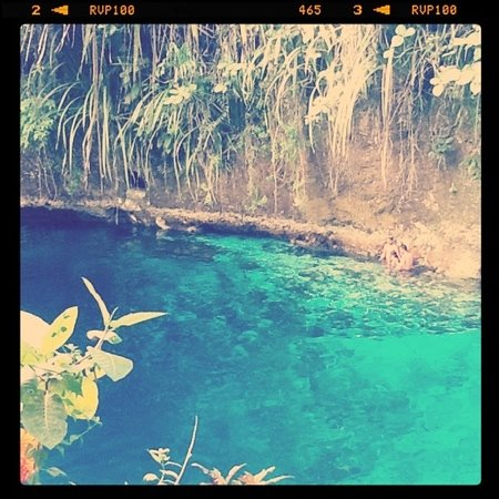 Hinatuan, Philippinen: enchanted river