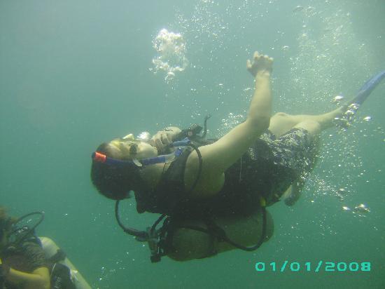 Punta Uva Dive Center: Dive master