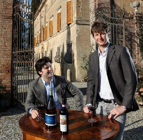 Montechiaro Estates & Wine Experience: Alessandro and Pietro Griccioli will bring you in our gorgeous Villas and unforgettable wine tas