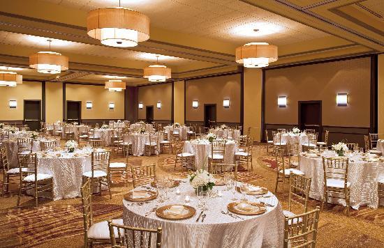 Four Points by Sheraton Milwaukee North Shore: Grand Ballroom