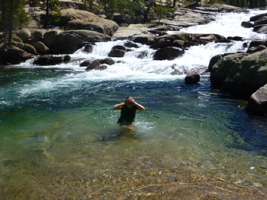 Swimming Holes Picture Of Tuolumne Meadows Yosemite